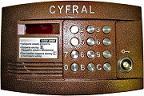 Домофоны Cyfral коды